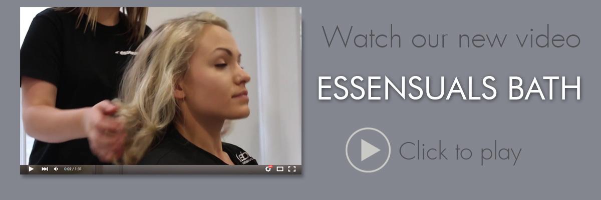 Essensuals Bath - the video
