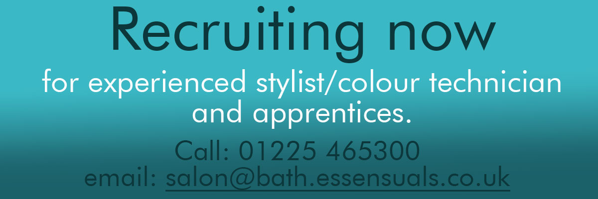essensuals Bath recruiting now!