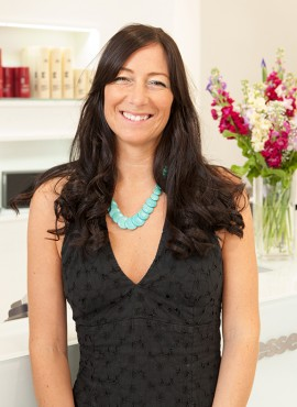 Catherine Hodges-salon owner