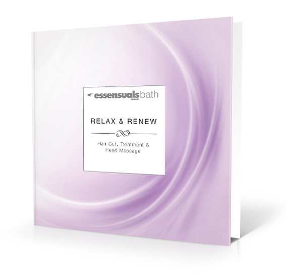Relax and renew - Gift Voucher