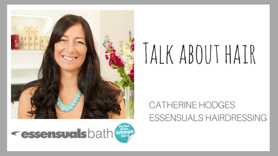 Talk About Hair with Catherine Hodges - Essensuals Bath
